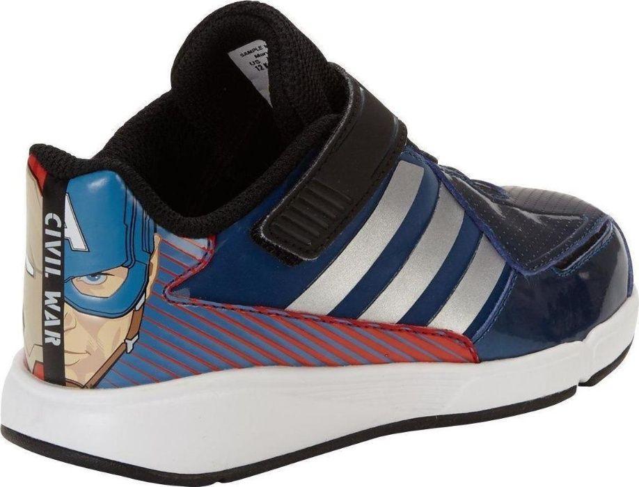 EU 30 Детские фирменные кроссовки ADIDAS Marvel Avengers C Каменское - изображение 1