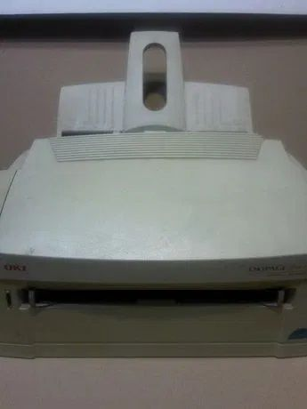 Принтер OKI под ремонт или на запчасти