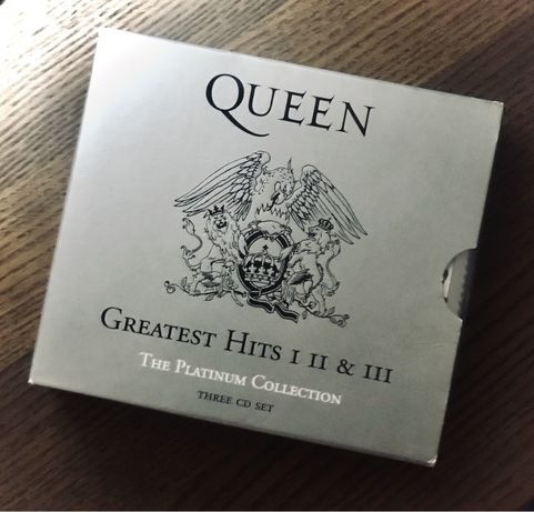 Queen Greatest Hits I  II & III - The Platinum Collection