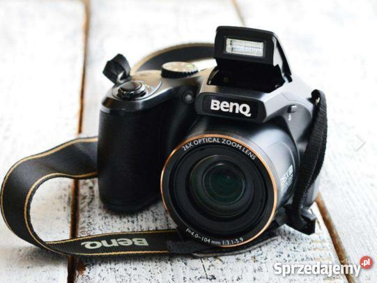 Aparat Benq GH650 czarny