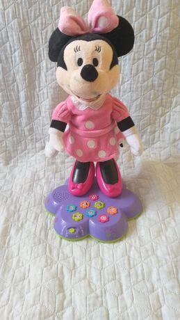 Myszka Minnie zabawka interaktywna edukacyjna