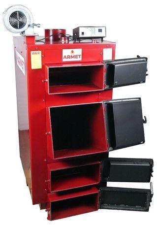 Котел ARMET PLUS, 6 мм(10-150 кВт) твердотопливные котлы