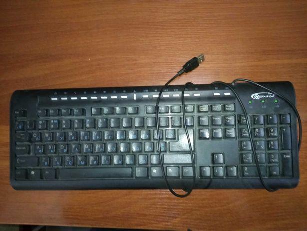 Клавіатура Gemix KB-350 USB