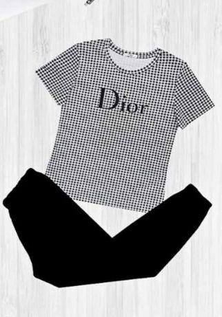 Домашній костюм- піжама бігсайз/ домашний костюм - пижама бигсайз