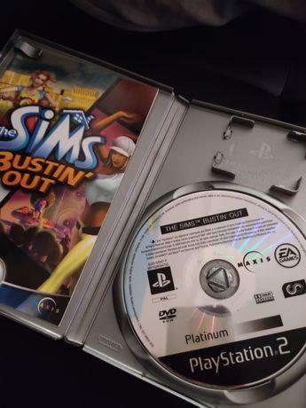 Sims Bustin'out para PlayStation 2