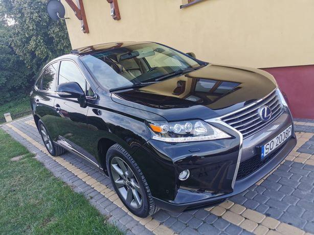 Lexus RX 450 hybryda Zamiana