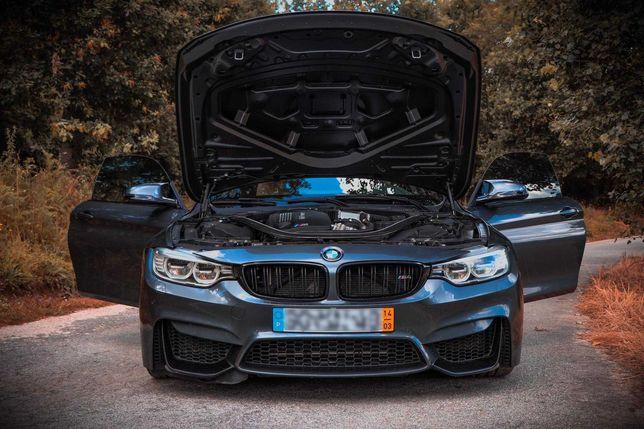 BMW M4 Todos os extras possíveis!