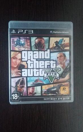 Grand theft auto V GTA5 PS3