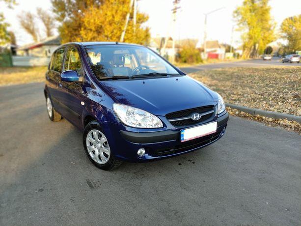 Hyundai Getz, 69 тыс, 2009