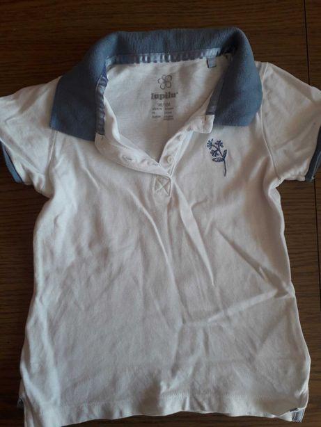 koszulka krótki rękaw 98 polo