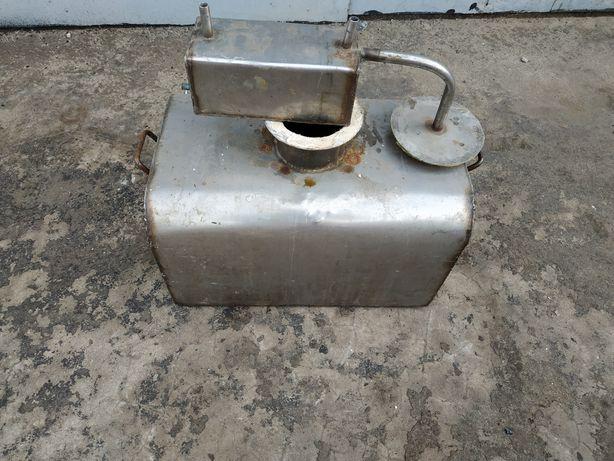 Бак с нержавейки на 30 - 35 л литров ёмкость холодильник сухопарник