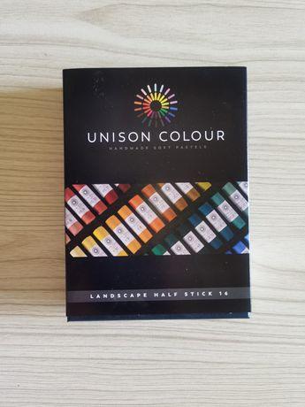 Пастель Unison Colour Landscape. Набор пейзажний.