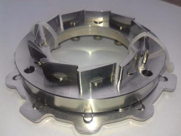 Геометрия турбины Mercedes Sprinter 2.2 CDi