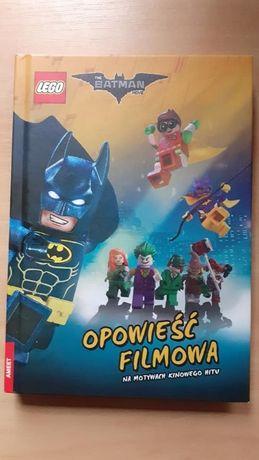 LEGO Batman Opowieść filmowa książka