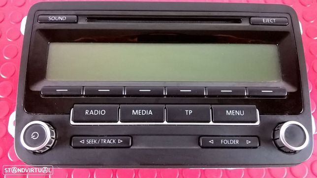 Radio - 5M0035186AA [VW Polo 6R]