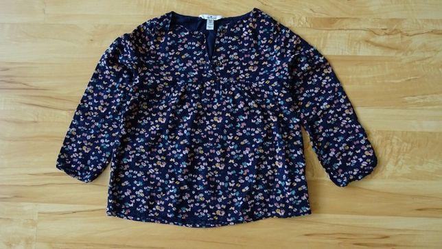 koszula dziewczęca w rozmiarze 104-110