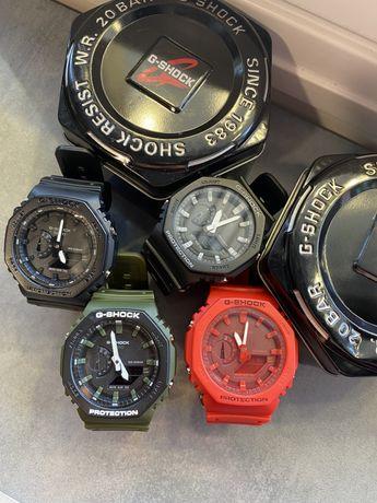 Часы годинник Casio G-shock GA-2100 чоловічий подарунок мужские