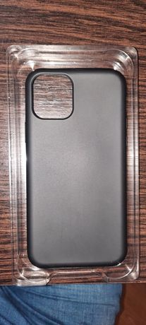 Чехол-накладка на Apple iPhone 11 Pro чёрный