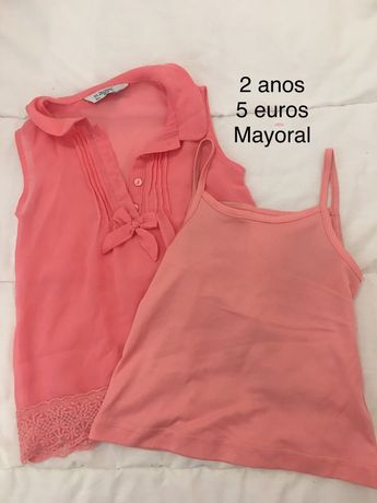Blusa mayoral 2 anos