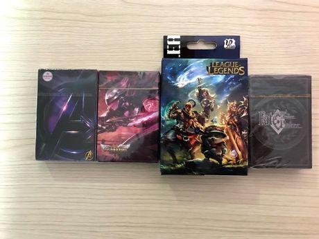 Игральные карты для покера League of Legends, Fate, Avenger