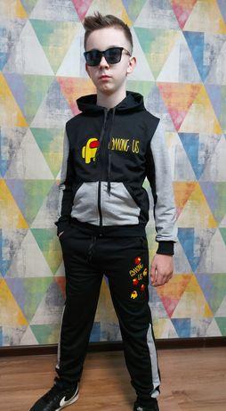 Спортивный костюм Амонг ас  подростковый