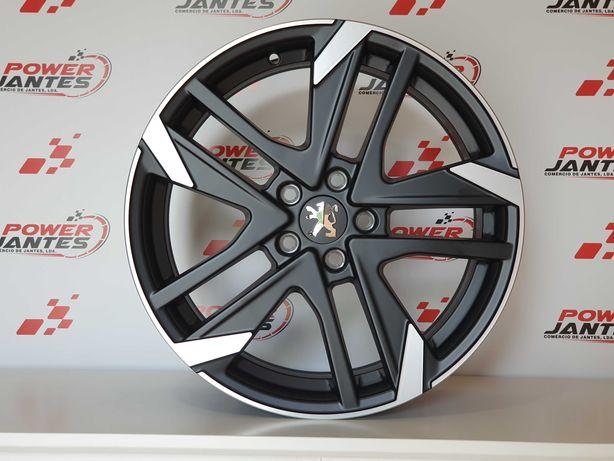 """Jantes Peugeot 308 GTI em 17"""" e 18"""" 5x108"""