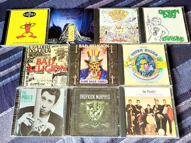 Lote de 10 CDs - Punk Rock 3 (Portes Grátis)