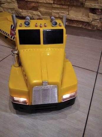 Ciężarówka z naczepa Tonka interaktywna 100 cm lub sprzedam