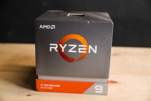 AMD RYZEN R9 3900X BOX - dobra sztuka