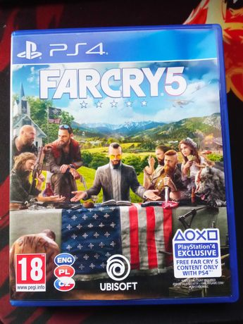 Far Cry 5 (Na ps4)