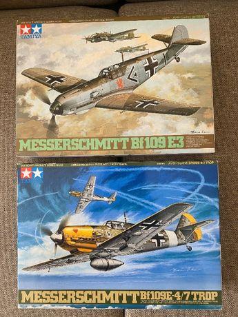 Tamiya 1/48 Messerschmitt Bf109