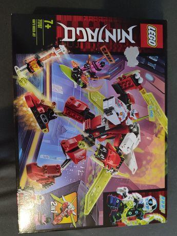 LEGO NINJAGO, Robot odrzutowiec Kaia, 71707