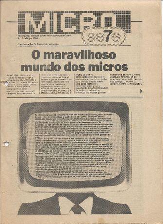 """Micros Se7e - Colecção """"quase"""" completa"""