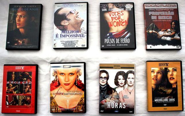 3 Filmes DVD para a sua coleção