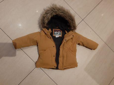 Poszukiwana kurtka zara zima puch