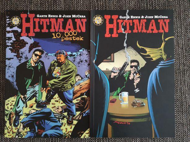 HITMAN 2 komiksy