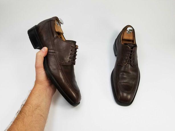 LLOYD Made in Germany мужские туфли туфлі 41 42 26.5-27 см