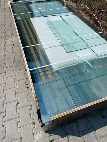 Szkło hartowane około 6 ton