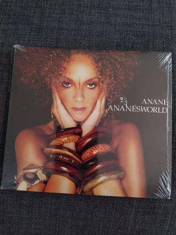 """CD ainda selado """"ANANÉ  - ANANÉSWORLD"""""""