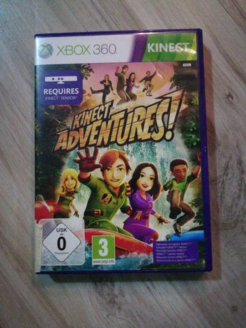 adventures kinect