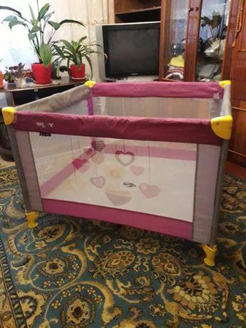 кровать, манеж детский
