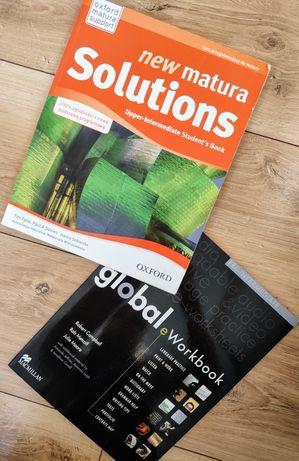 New Matura Solution Upper Intermediate angielski podręcznik Oxford