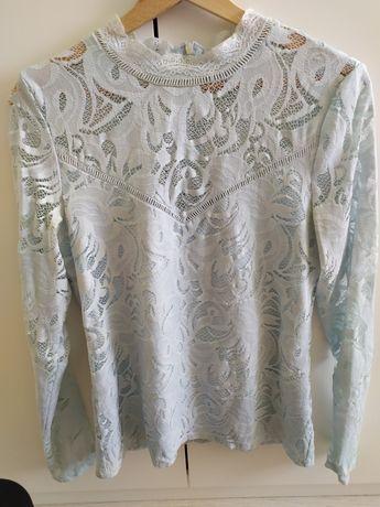Продам красивую ажурную блузку Vila