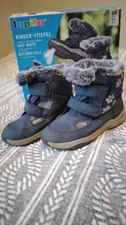 Śniegowce buty zimowe Lupilu