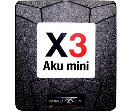 SKONFIGUROWANY lokalizator GPS X3 Aku mini 5000mAh