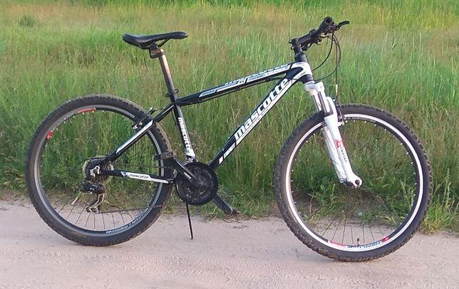 "продам велосопед аллюминевый Mascotte 26"""