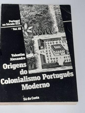 Sá da Costa - Origens do Colonialismo Português - Portes Gratuitos