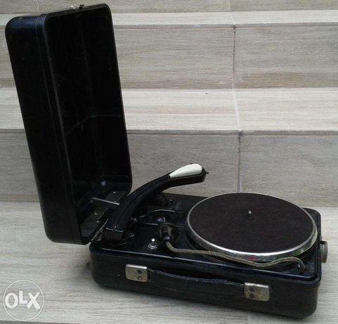 Gramofon gratka dla kolekcjonerów