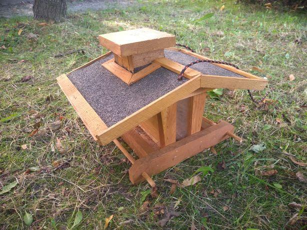 Karmnik, paśnik, budka, domek dla ptaków