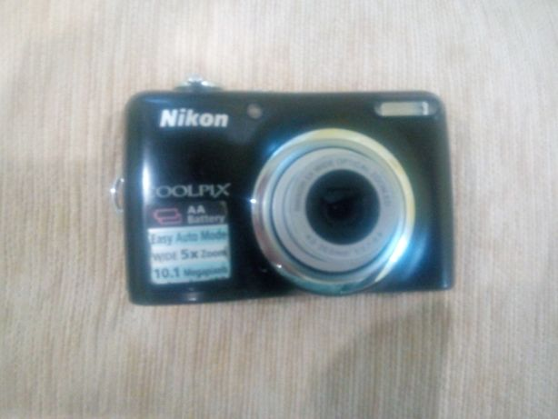 Фотопарат Nikon COOLPIX L23 запчастини будякий торг